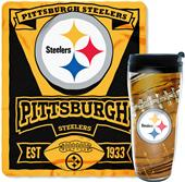 Northwest NFL Steelers Mug N' Snug Set