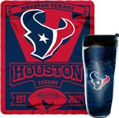 Northwest NFL Texans Mug N' Snug Set