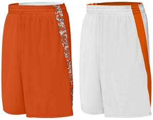 Augusta Adult/Youth Hook Shot Reversible Shorts