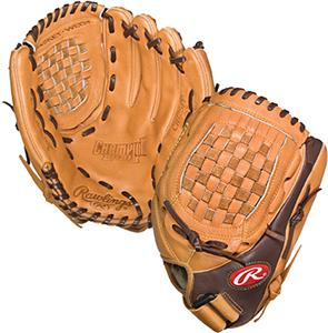 "Rawlings Champion 12.5"" Fast Pitch Softball Gloves"