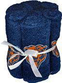 Northwest NFL Bears Washcloths - 6 pack