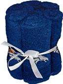 Northwest NFL Broncos Washcloths - 6 pack