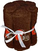 Northwest NFL Browns Washcloths - 6 pack