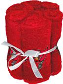 Northwest NFL Bucs Washcloths - 6 pack