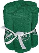 Northwest NFL Jets Washcloths - 6 pack