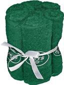 Northwest NFL Jets Washcloths - 6 pack