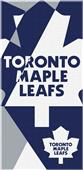 Northwest NHL Maple Leafs Puzzle Beach Towel