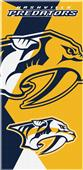 Northwest NHL Predators Puzzle Beach Towel