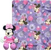 Northwest Minnie Mouse Hugger & Fleece Throw Set