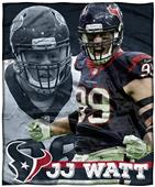 Northwest NFL JJ Watt HD Silk Touch Throw