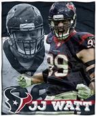 Northwest NFL JJ Watt HD Silk Touch Throw