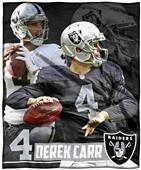 Northwest NFL Derek Carr HD Silk Touch Throw