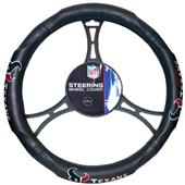 Northwest NFL Texans Steering Wheel Cover