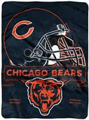 Northwest NFL Bears Prestige Raschel Throw