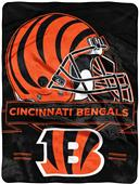 Northwest NFL Bengals Prestige Raschel Throw