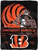 Northwest NFL Bengals Prestige Raschel Throw