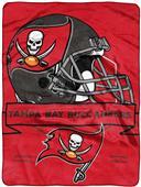 Northwest NFL Bucs Prestige Raschel Throw