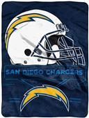 Northwest NFL Chargers Prestige Raschel Throw