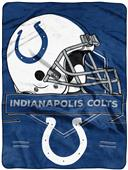 Northwest NFL Colts Prestige Raschel Throw