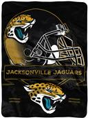 Northwest NFL Jaguars Prestige Raschel Throw