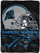 Northwest NFL Panthers Prestige Raschel Throw