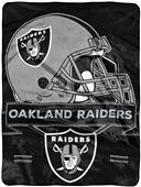 Northwest NFL Raiders Prestige Raschel Throw