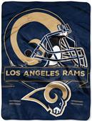 Northwest NFL Rams Prestige Raschel Throw