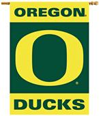 "BSI College Oregon Ducks 2-Sided 28""x40"" Banner"