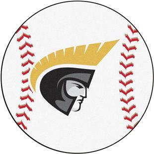 Fan Mats NCAA Anderson (SC) Baseball Mat