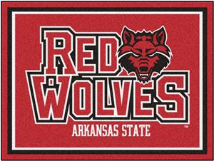 Fan Mats NCAA Arkansas State University 8'x10' Rug