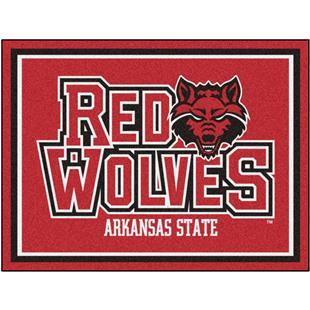 Fan Mats NCAA Arkansas State University 8'x10' Rug