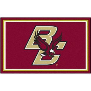 Fan Mats NCAA Boston College 4'x6' Rug