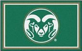 Fan Mats NCAA Colorado State 4'x6' Rug