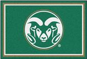 Fan Mats NCAA Colorado State 5'x8' Rug