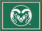 Fan Mats NCAA Colorado State 8'x10' Rug