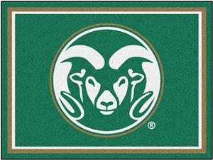 Fan Mats NCAA Colorado State 8'x10' Rug