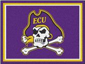 Fan Mats NCAA East Carolina University 8'x10' Rug