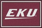 Fan Mats NCAA Eastern Kentucky 5'x8' Rug