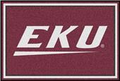 Fan Mats NCAA Eastern Kentucky 5'x8' Rug
