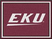 Fan Mats NCAA Eastern Kentucky 8'x10' Rug