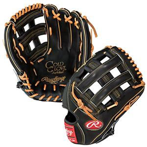 Rawlings Gold Glove 13&quot; Slow Pitch Softball Gloves