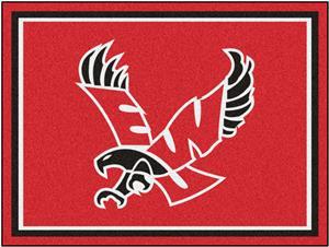 Fan Mats NCAA Eastern Washington 8'x10' Rug