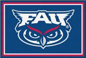 Fan Mats NCAA Florida Atlantic 5'x8' Rug
