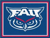 Fan Mats NCAA Florida Atlantic 8'x10' Rug