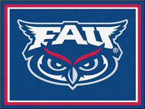 Fan Mats NCAA Florida Atlantic 8'x10' Rug