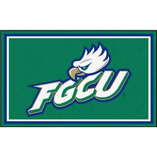 Fan Mats NCAA Florida Gulf Coast 4'x6' Rug