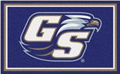Fan Mats NCAA Georgia Southern 4'x6' Rug