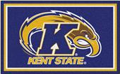Fan Mats NCAA Kent State University 4'x6' Rug