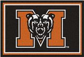 Fan Mats NCAA Mercer University 5'x8' Rug
