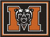 Fan Mats NCAA Mercer University 8'x10' Rug